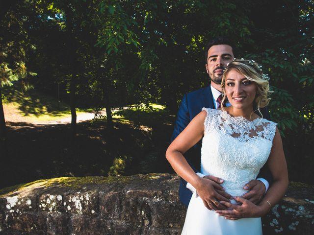 Le mariage de Damien et Camille à Wissembourg, Bas Rhin 9