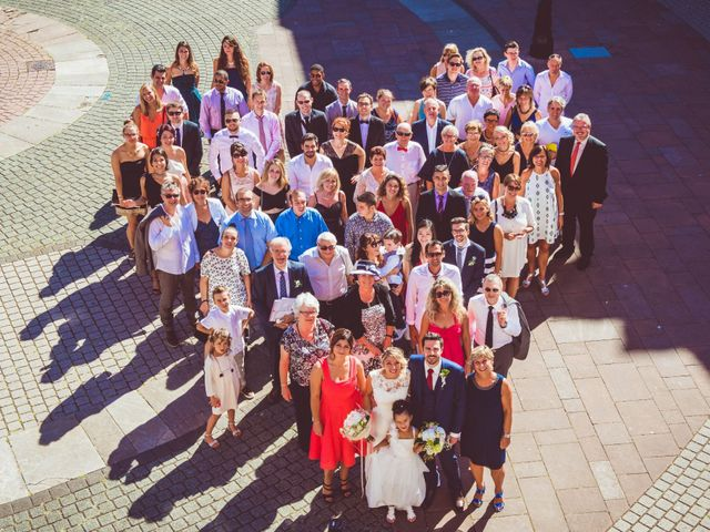 Le mariage de Damien et Camille à Wissembourg, Bas Rhin 14