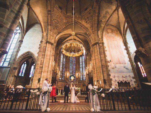 Le mariage de Damien et Camille à Wissembourg, Bas Rhin 15