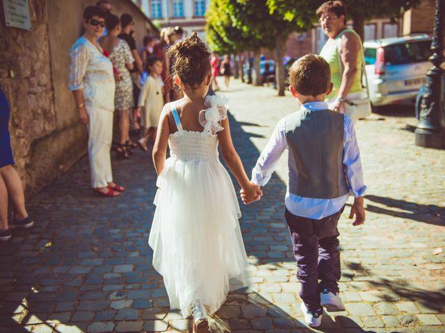 Le mariage de Damien et Camille à Wissembourg, Bas Rhin 17