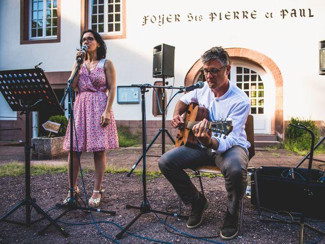 Le mariage de Damien et Camille à Wissembourg, Bas Rhin 21