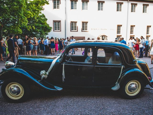 Le mariage de Damien et Camille à Wissembourg, Bas Rhin 22