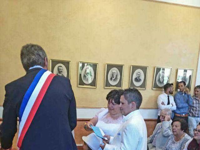 Le mariage de Laetitia  et Magali  à Lambesc, Bouches-du-Rhône 7