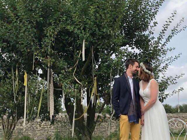 Le mariage de Marie et Cyril