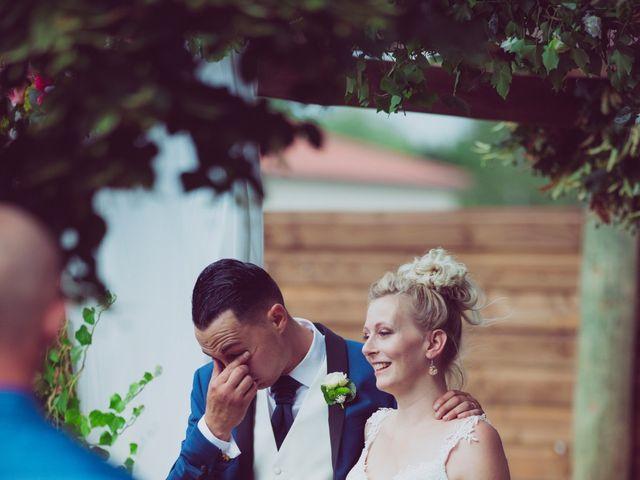 Le mariage de Krys et Suzie à Vergongheon, Haute-Loire 6