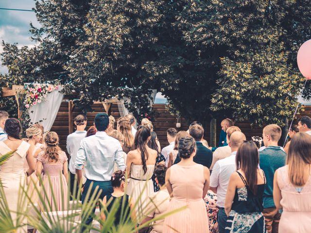 Le mariage de Krys et Suzie à Vergongheon, Haute-Loire 15
