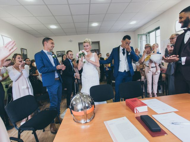 Le mariage de Krys et Suzie à Vergongheon, Haute-Loire 20