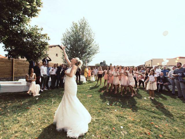 Le mariage de Krys et Suzie à Vergongheon, Haute-Loire 28