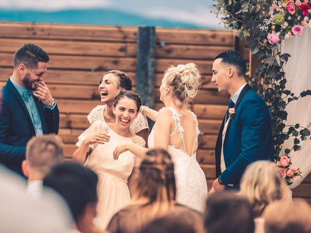 Le mariage de Krys et Suzie à Vergongheon, Haute-Loire 39