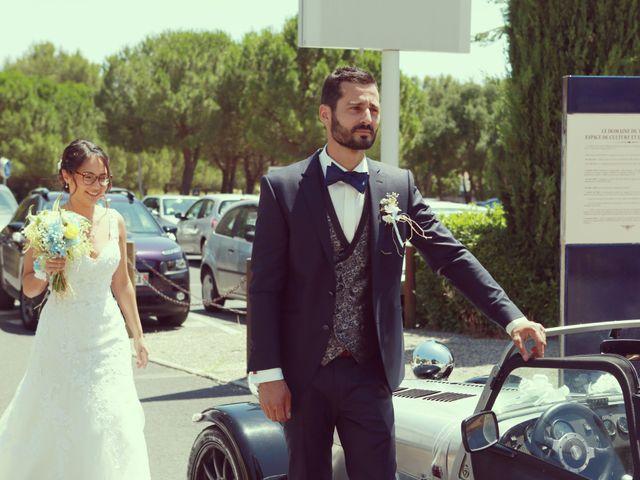 Le mariage de Jérome et Sandra à Saint-Jean-de-Védas, Hérault 53