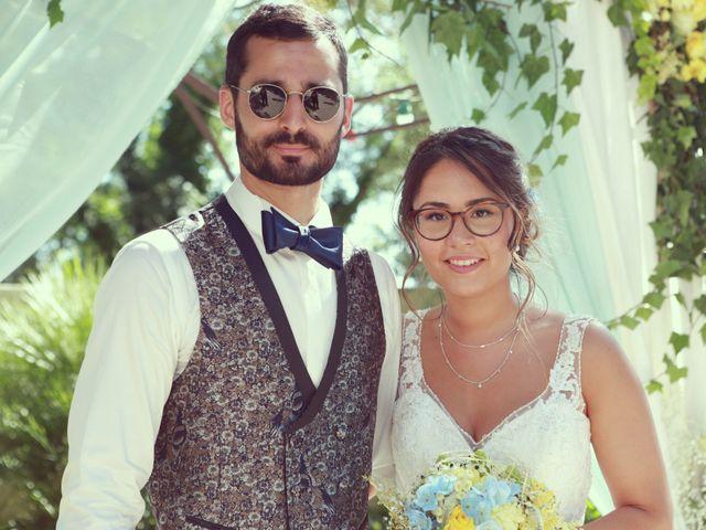 Le mariage de Sandra et Jérome