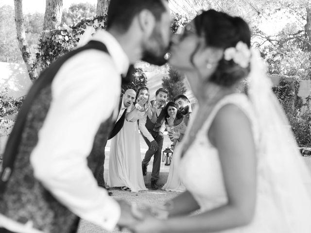Le mariage de Jérome et Sandra à Saint-Jean-de-Védas, Hérault 91