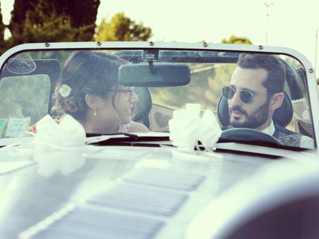 Le mariage de Jérome et Sandra à Saint-Jean-de-Védas, Hérault 93