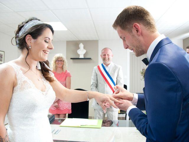Le mariage de Sivilay et Fabien