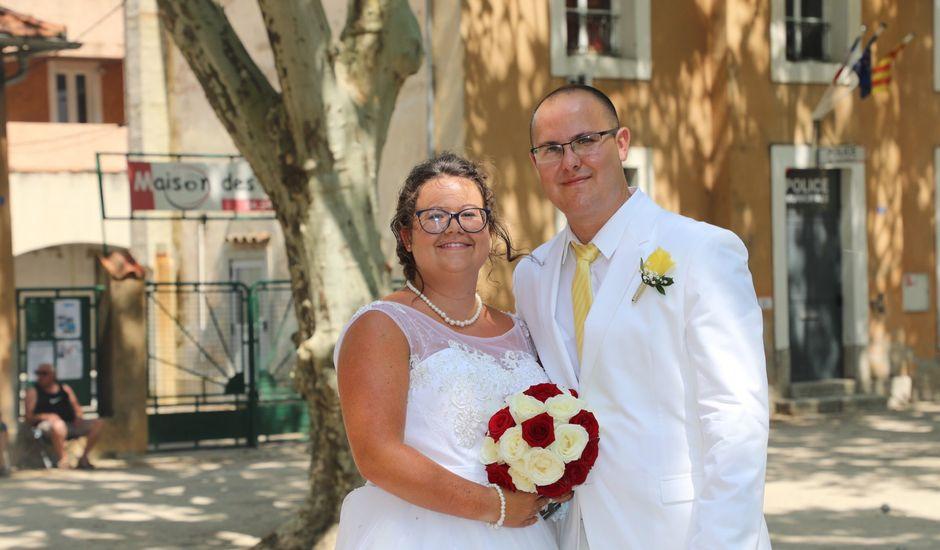 Le mariage de Nicolas  et Lindsay  à Flassans-sur-Issole, Var