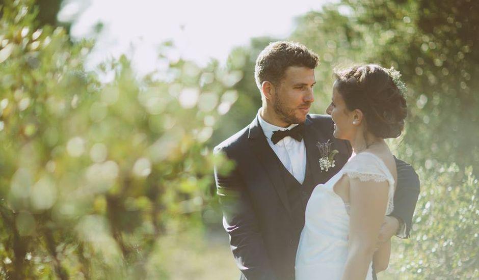 Le mariage de Vincent et Stéphanie à Pujaut, Gard