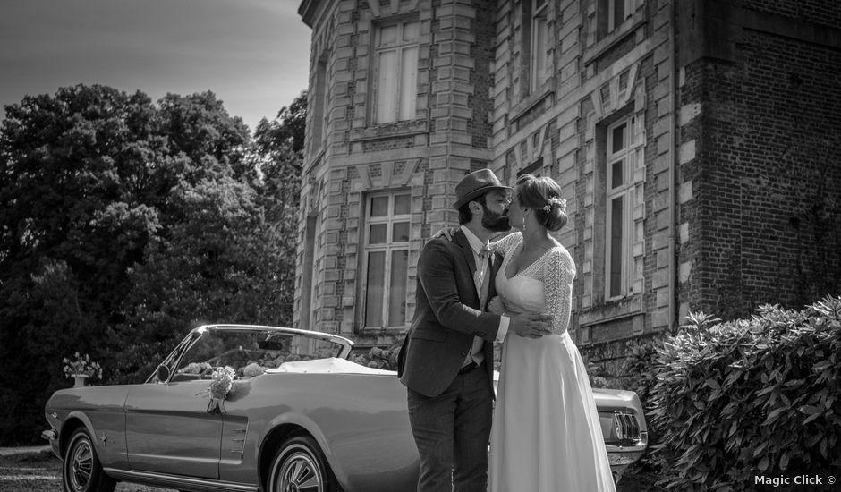 Le mariage de Paul et Célestine à Saint-Josse, Pas-de-Calais