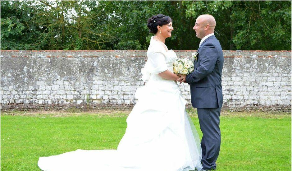 Le mariage de Maxime et Caroline à Écuires, Pas-de-Calais