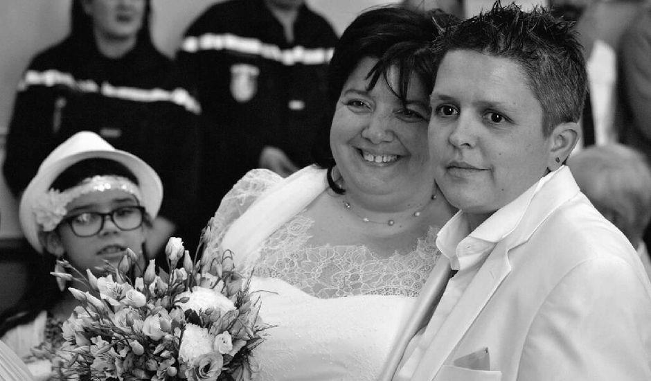 Le mariage de Laetitia  et Magali  à Lambesc, Bouches-du-Rhône