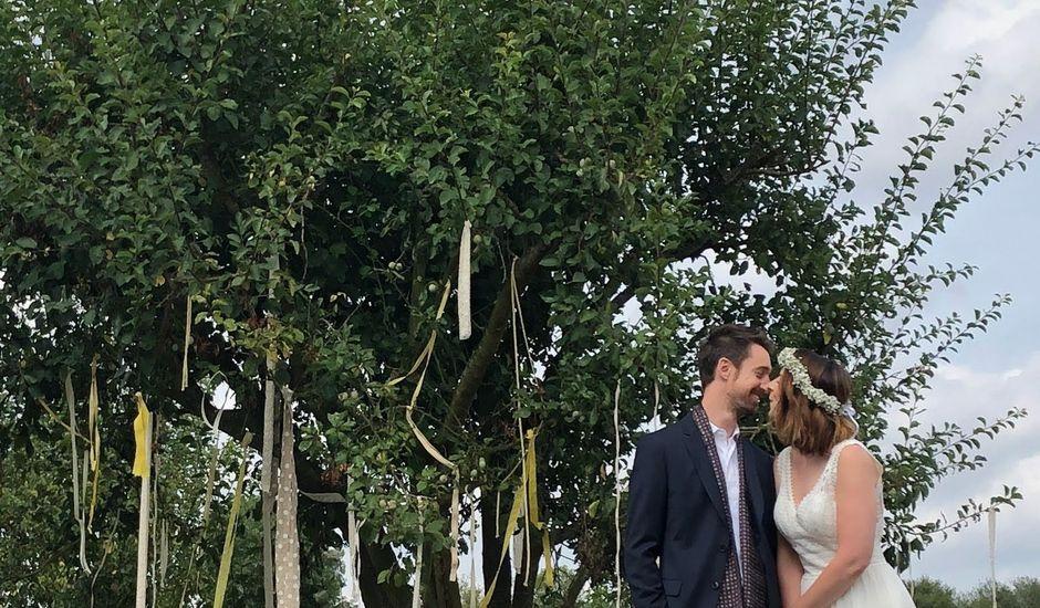 Le mariage de Cyril et Marie à Génelard, Saône et Loire