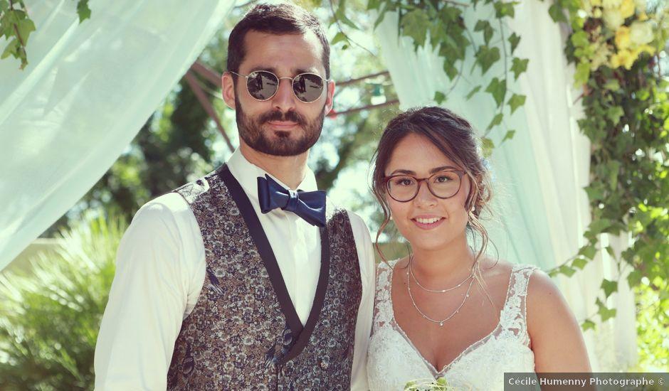 Le mariage de Jérome et Sandra à Saint-Jean-de-Védas, Hérault