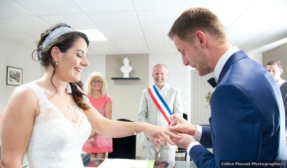 Le mariage de Fabien et Sivilay à Oye-Plage, Pas-de-Calais