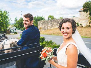 Le mariage de Céline et Henri