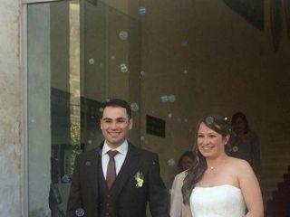 Le mariage de Floriane et Romain 2