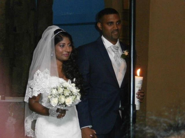 Le mariage de Silvani et Steve à Strasbourg, Bas Rhin 6