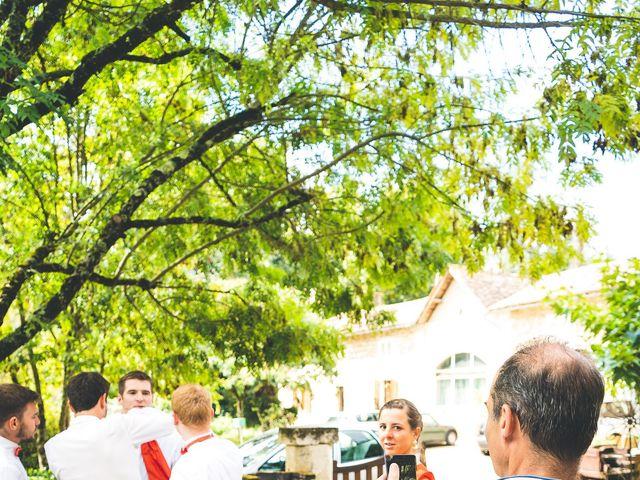 Le mariage de Henri et Céline à Mussidan, Dordogne 9