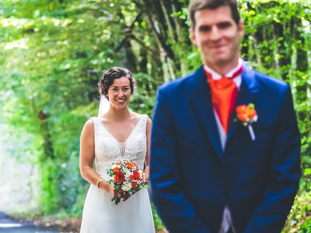 Le mariage de Henri et Céline à Mussidan, Dordogne 30