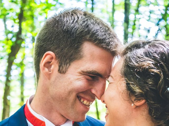 Le mariage de Henri et Céline à Mussidan, Dordogne 33