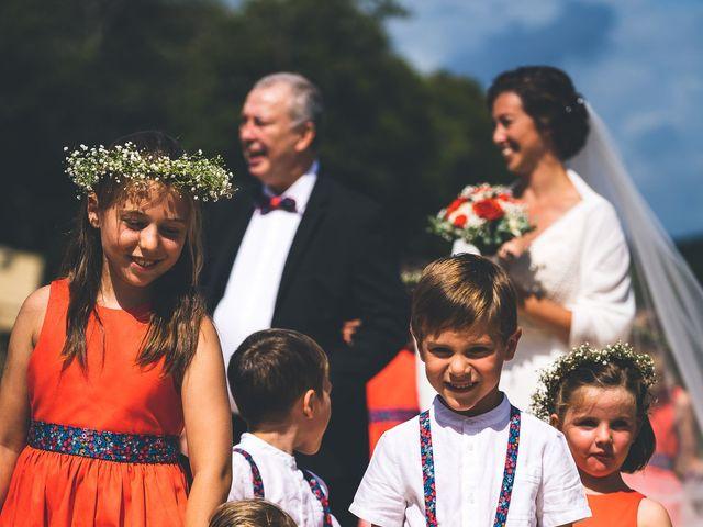 Le mariage de Henri et Céline à Mussidan, Dordogne 45