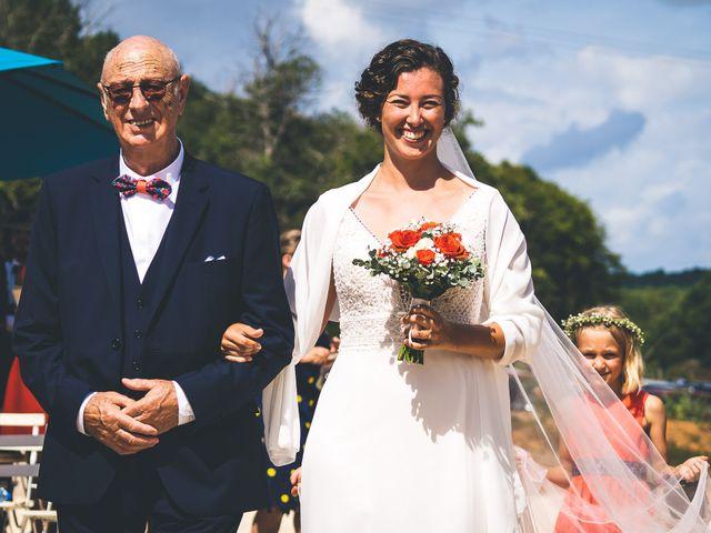 Le mariage de Henri et Céline à Mussidan, Dordogne 46