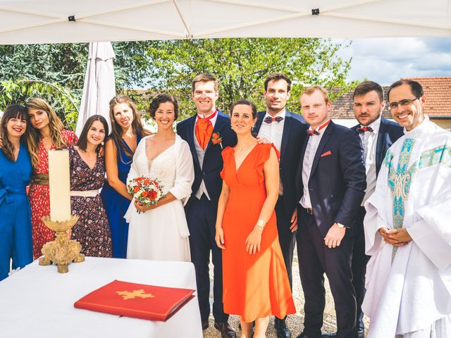 Le mariage de Henri et Céline à Mussidan, Dordogne 66