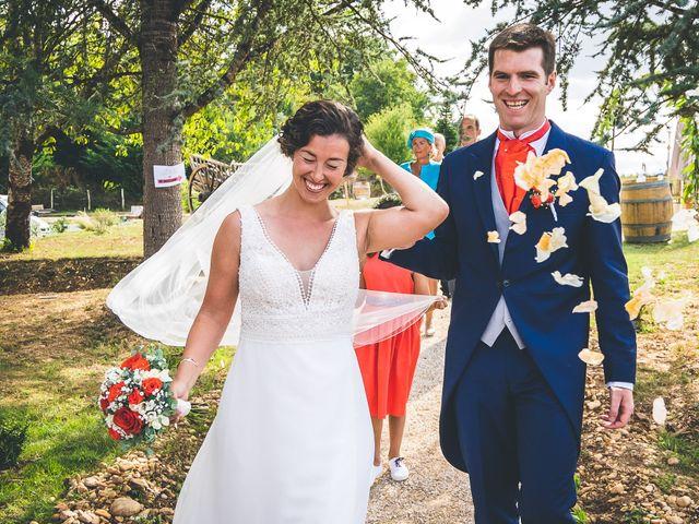 Le mariage de Henri et Céline à Mussidan, Dordogne 71