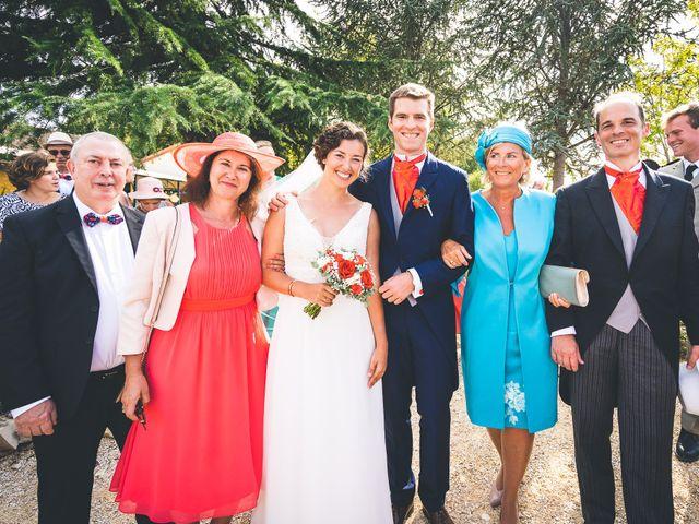 Le mariage de Henri et Céline à Mussidan, Dordogne 74