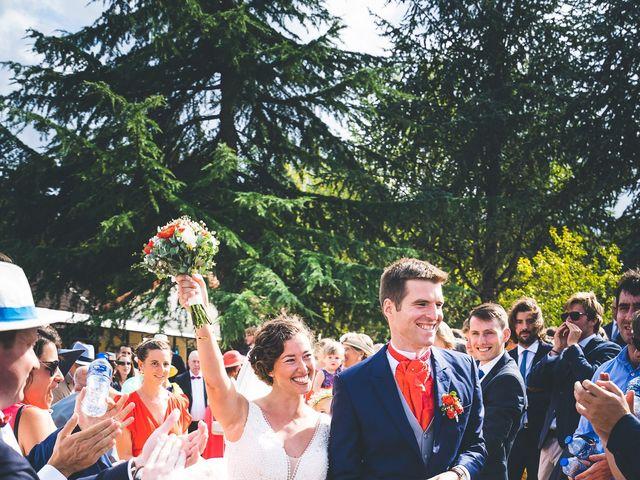Le mariage de Henri et Céline à Mussidan, Dordogne 75