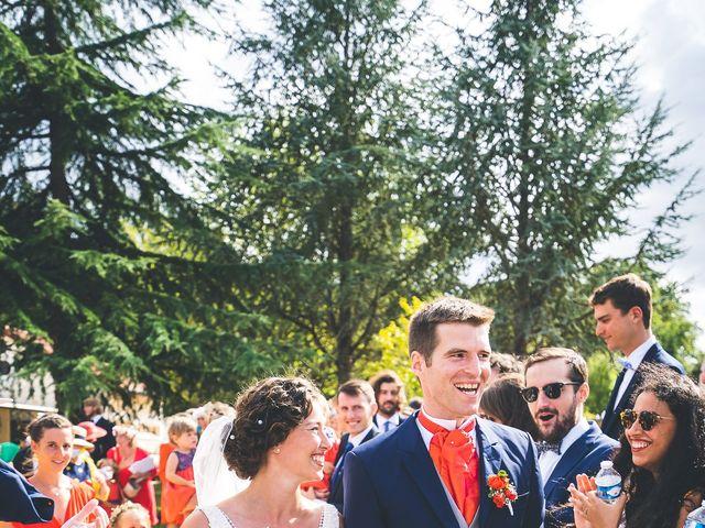 Le mariage de Henri et Céline à Mussidan, Dordogne 76