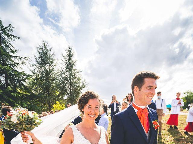 Le mariage de Henri et Céline à Mussidan, Dordogne 79