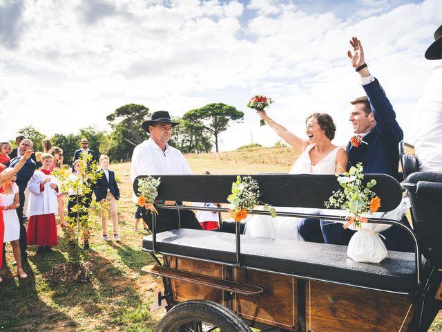 Le mariage de Henri et Céline à Mussidan, Dordogne 80