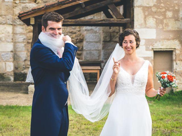 Le mariage de Henri et Céline à Mussidan, Dordogne 88