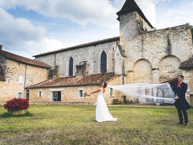 Le mariage de Henri et Céline à Mussidan, Dordogne 89