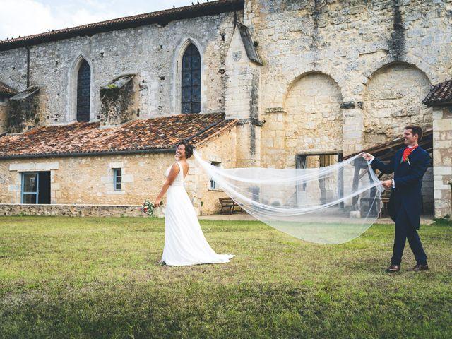 Le mariage de Henri et Céline à Mussidan, Dordogne 1