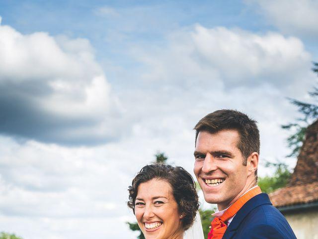 Le mariage de Henri et Céline à Mussidan, Dordogne 91