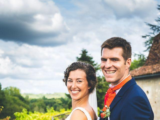 Le mariage de Henri et Céline à Mussidan, Dordogne 92