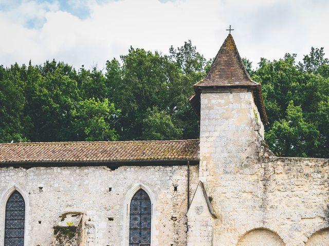 Le mariage de Henri et Céline à Mussidan, Dordogne 93
