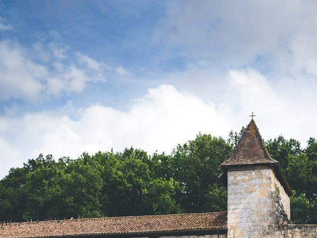 Le mariage de Henri et Céline à Mussidan, Dordogne 97