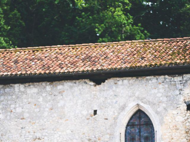 Le mariage de Henri et Céline à Mussidan, Dordogne 98