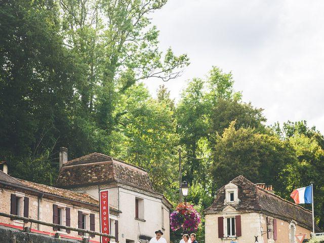Le mariage de Henri et Céline à Mussidan, Dordogne 99